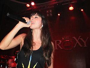 Mala Rodríguez - Rodríguez in Córdoba, Argentina, 2008.