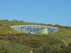 Malator wikipedia for Malator underground eco house