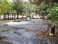 Malinová, vodotrysk a park.jpg