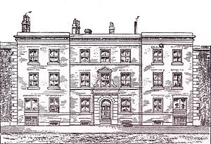 William Gaskell - Manchester Mechanics' Institute, Cooper Street (1825)