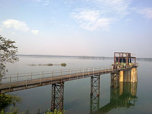 Sundergarh district - Mandira Dam