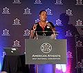 Mandisa Lateefah Thomas at AACon August 2017.jpg