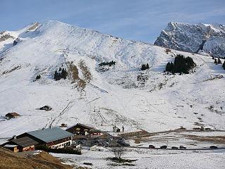 Manigod Commune in Auvergne-Rhône-Alpes, France