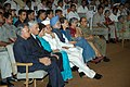 Manmohan Singh attends the Sarva Dharma Prathna Sabha `a programme of devotional songs' on the occasion of 43rd death anniversary of former Prime Minister, Pandit Jawaharlal Nehru at Teen Murti Bhawan, in New Delhi.jpg
