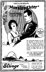 Manslaughter film 1922 newspaper ad.png