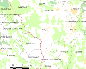 Map commune FR insee code 15147.png