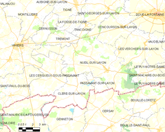 Map commune FR insee code 49232.png