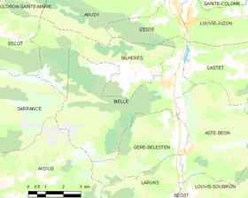 Map commune FR insee code 64127.png