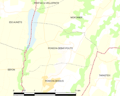 Map commune FR insee code 64451.png