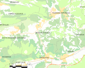 Map commune FR insee code 83018.png