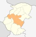 Map of Montana municipality (Montana Province).png