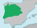 Mapa Squalius carolitertii.png