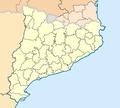 Mapa de localització a les comarques catalanes2.png