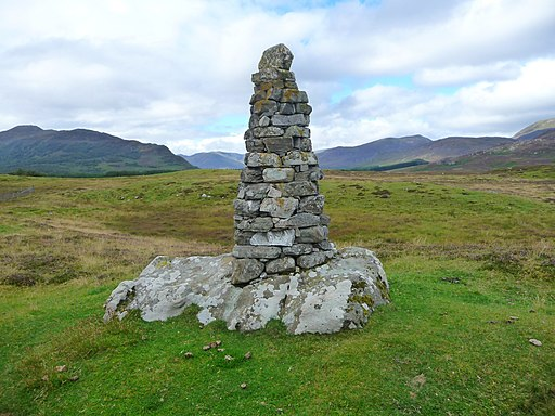 March Cairn - geograph.org.uk - 2064015