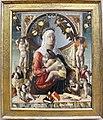Marco zoppo, madonna col bambino e otto angeli, 1455, 01.JPG