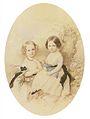 Maria and Vera Bek by Hau..jpg