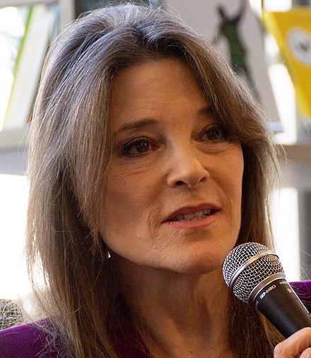 Marianne Williamson 2019