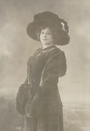 Mariette Sully - Mariette Sully in 1910
