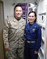 Marine brother and Sailor sister link up while deployed at sea 120524-M-AB123-001.jpg