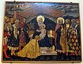 Mariotto di cristofano, adorazione dei magi, 1400-1450 ca..JPG