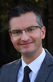 Marjan Šarec 9th Prime Minister of Slovenia