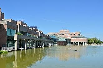 Markham, Ontario - Markham Civic Centre