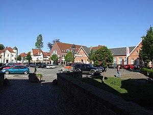 Bersenbrück - Image: Marktplatz Bersenbrück