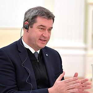 Markus Söder (2020)