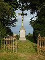 Marlemont (Ardennes) croix de chemin.JPG