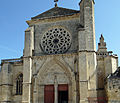 Marmande - Église Notre-Dame - Façade occidentale -1.JPG