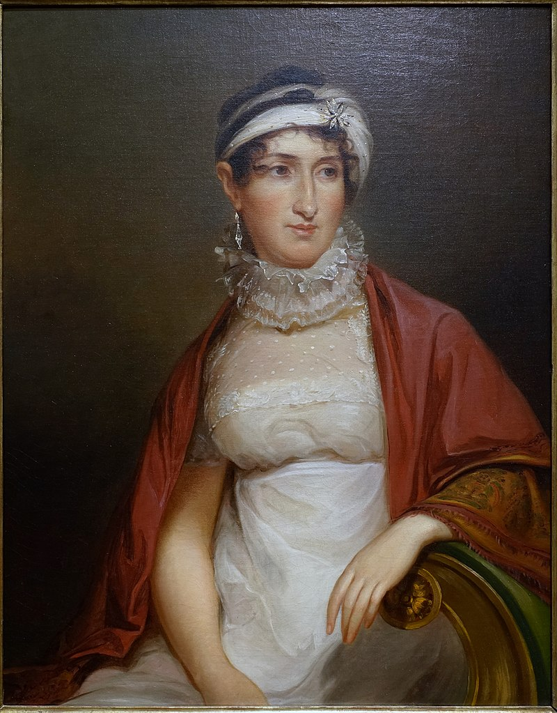 Mary Harvey, Mrs. Paul Beck, Jr., by Thomas Sully, 1813, oil on canvas - Dallas Museum of Art - DSC04889.jpg