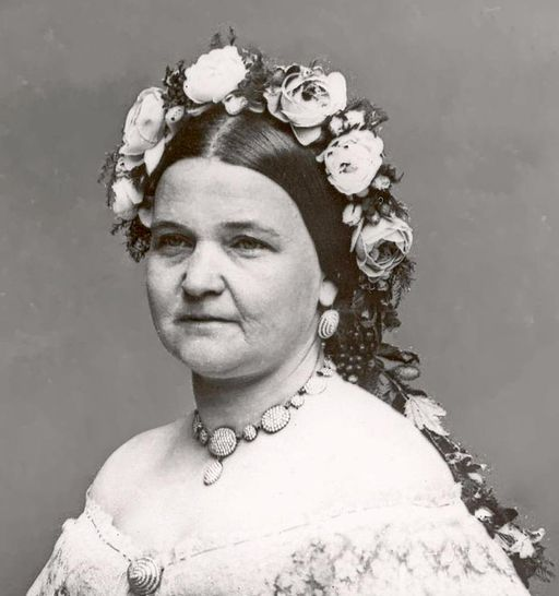 Mary Todd Lincoln cropped