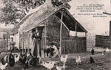 220px-Mas_de_l%27Amar%C3%A9e_cabane_de_gardian_en_1903. dans Les Fromages