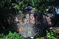 Mass on the plaza of The Grotto (Portland, Oregon) 02.jpg