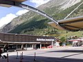 Materhorna dzelzceļa termināls Tešā,Šveice - panoramio.jpg