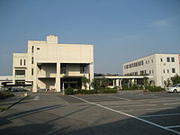 Matsubushi town office Saitama Japan.jpg