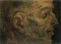 MatsumotoShunsuke Study of a Head(Head of a Railroad Flagman).png