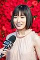 Matsuoka Mayu at Opening Ceremony of the Tokyo International Film Festival 2018 (44704920255).jpg