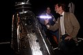 Matt Smith & Dalek cosplayers (7606531936).jpg