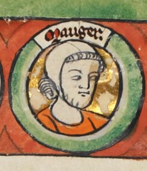 Mauger, Count of Corbeil - Image: Mauger