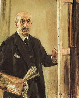 Max Liebermann 1916