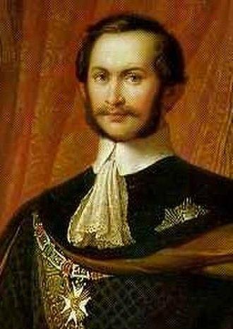 Maximilian II of Bavaria - Image: Maximilian II Bayern