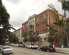 Mayfair Hotel Los Angeles California