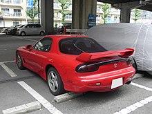 Mazda rx series