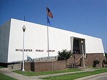 Mcalester city hall mcalester ok
