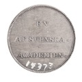 Medalj utgiven av Svenska Akademien, 1750-1790 cirka - Skoklosters slott - 110761.tif