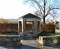 Memorial to Mrs M.A. Partington - geograph.org.uk - 1585979.jpg