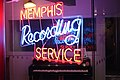 Memphis Recording Service recreation (replica) - Rock and Roll Hall of Fame (2014-12-30 14.15.08 by Sam Howzit).jpg