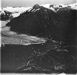 Mendenhall Glacier, valley glacier terminus, August 31, 1977 (GLACIERS 6013).jpg