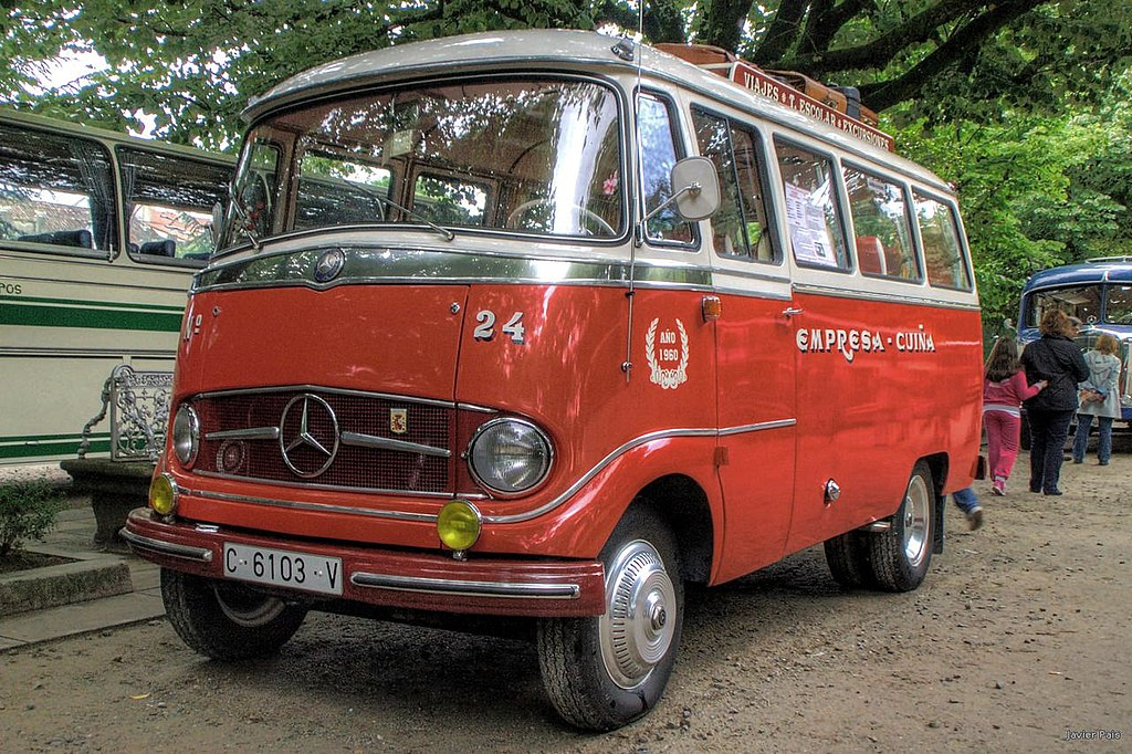 File mercedes benz o 319 wikimedia commons for Mercedes benz minibuses